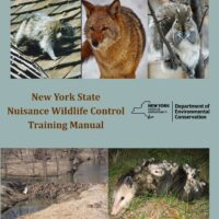 NYS Nuisance Wildlife Control Training Manual